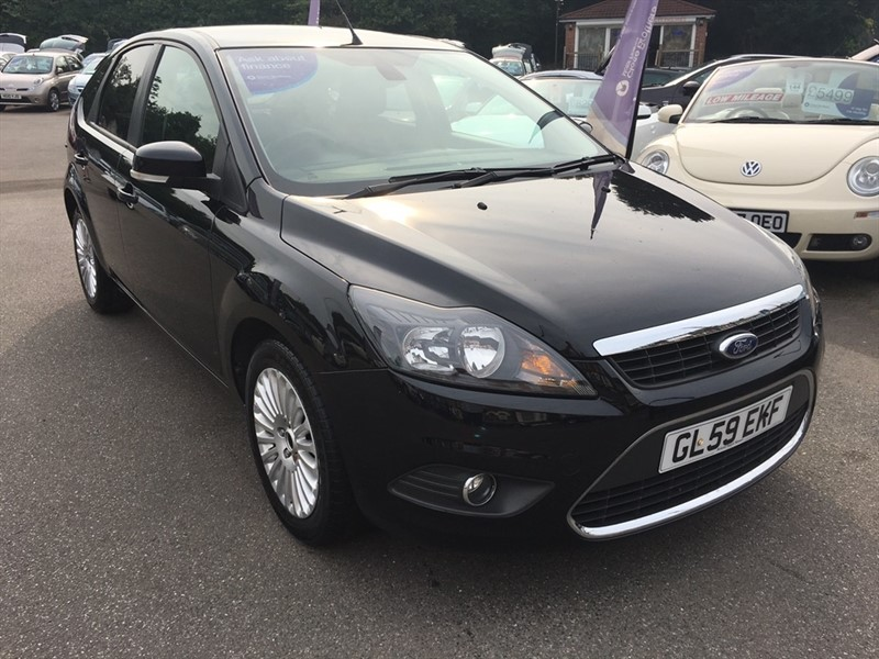 used Ford Focus Titanium 5dr in rochester-kent