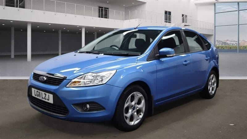 used Ford Focus Sport in rochester-kent
