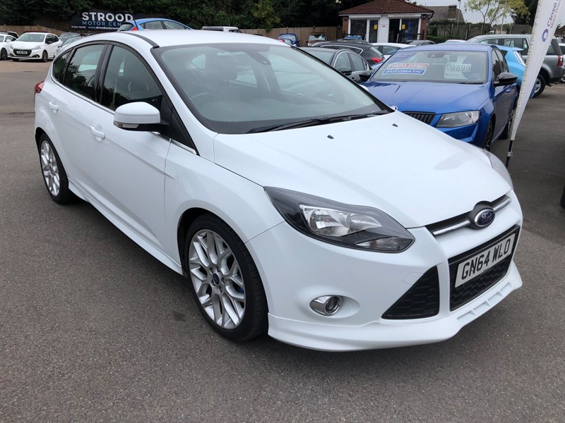 used Ford Focus SCTi EcoBoost Zetec S in rochester-kent