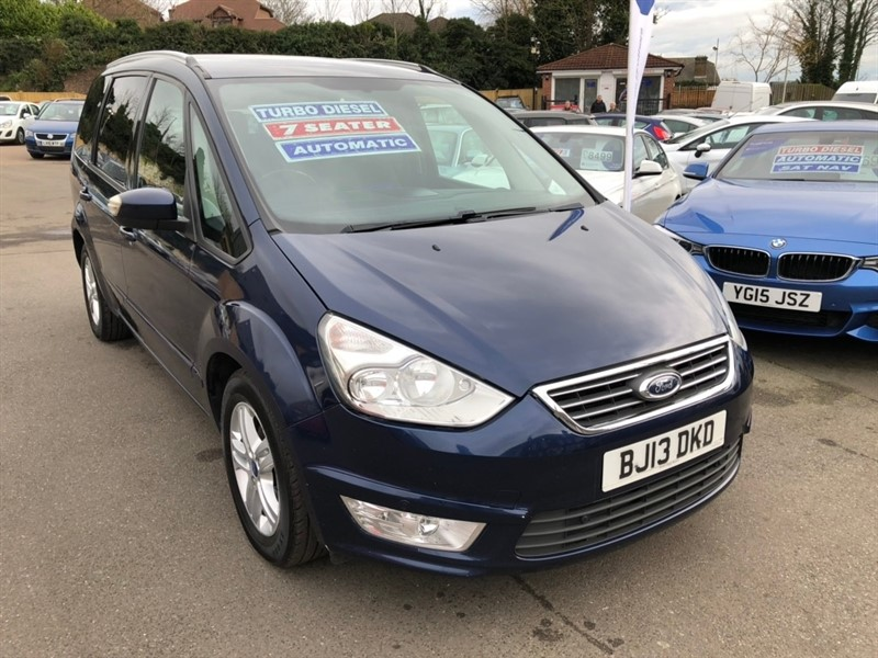 used Ford Galaxy TDCi Zetec Powershift 5dr in rochester-kent