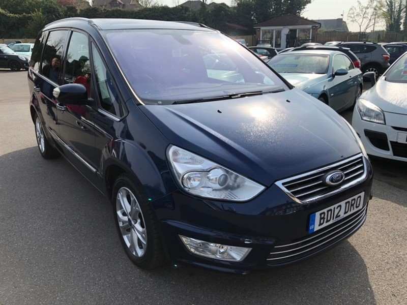 used Ford Galaxy TDCi Titanium X 5dr in rochester-kent