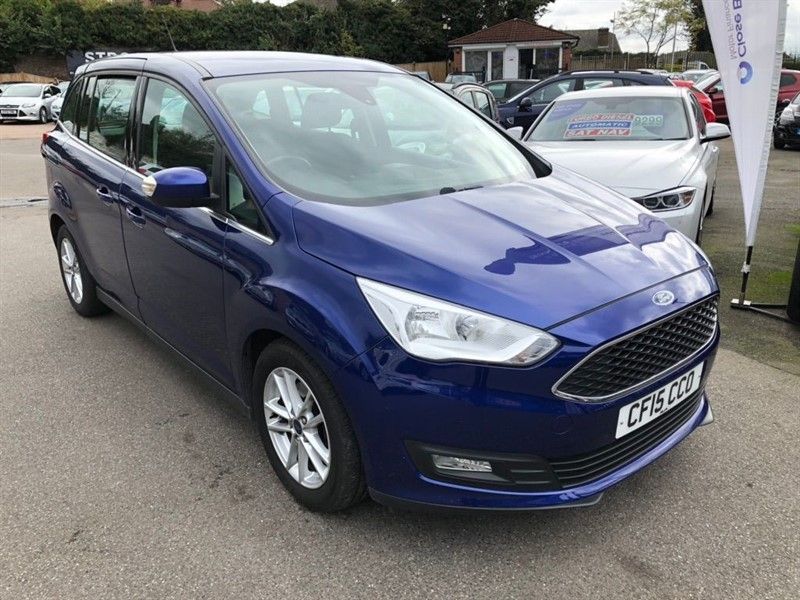 used Ford Grand C-Max TDCi Zetec (s/s) 5dr in rochester-kent