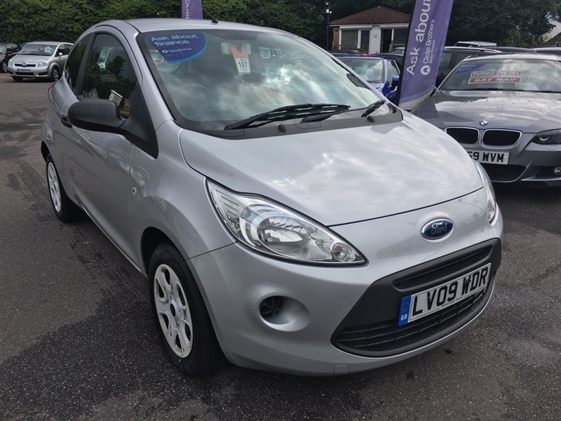 used Ford KA 1.2 Studio 3dr in rochester-kent