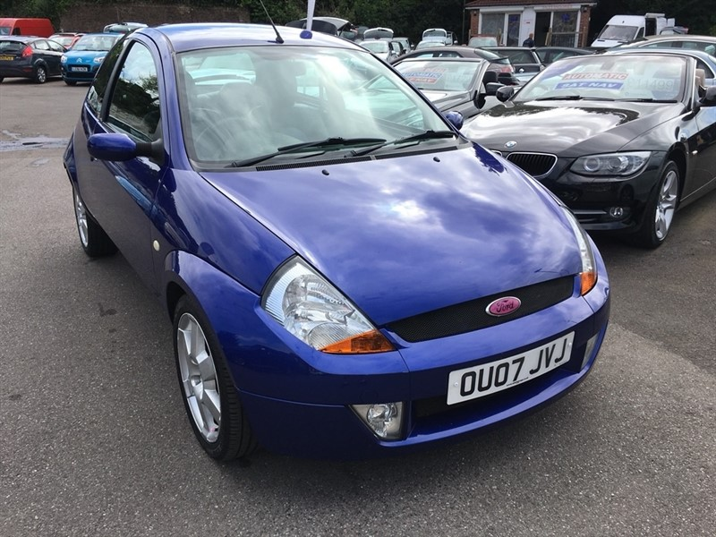 used Ford KA Sport SE 3dr in rochester-kent