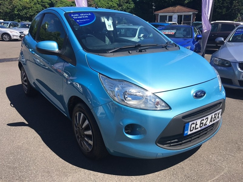used Ford KA 1.2 Edge 3dr in rochester-kent