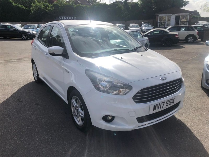 used Ford KA Plus Ti-VCT Zetec in rochester-kent