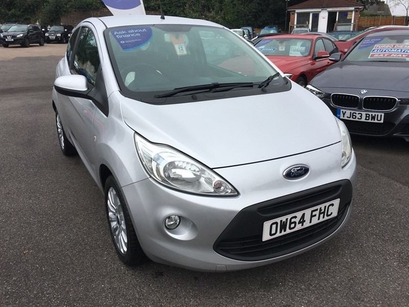 used Ford KA 1.2 Zetec 3dr in rochester-kent