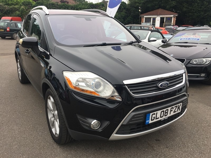 used Ford Kuga TDCi Titanium 4x4 5dr in rochester-kent
