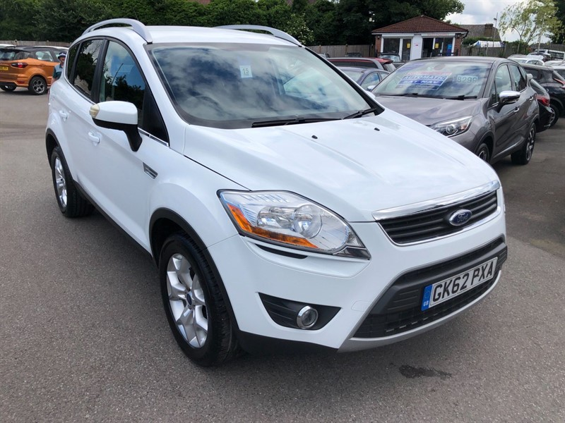 used Ford Kuga Zetec in rochester-kent