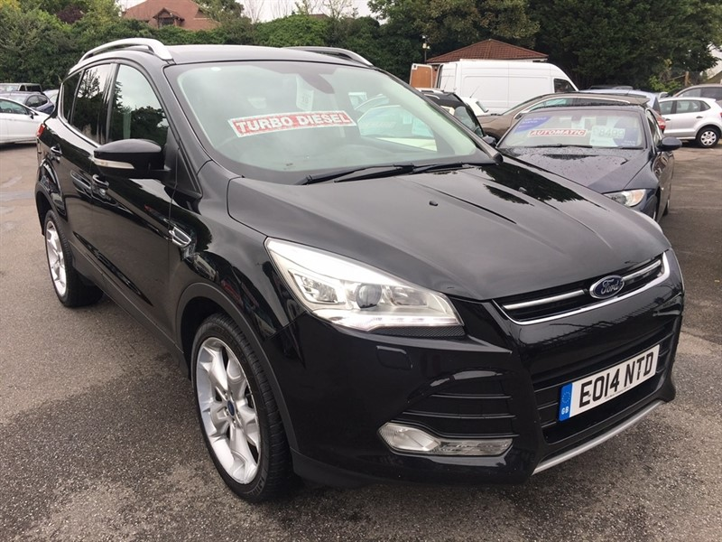 used Ford Kuga TDCi Titanium X Station Wagon 5dr in rochester-kent