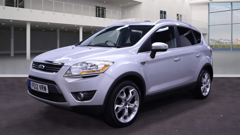 used Ford Kuga Titanium 4x4 in rochester-kent