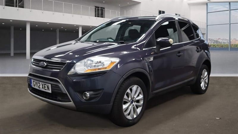 used Ford Kuga Titanium in rochester-kent