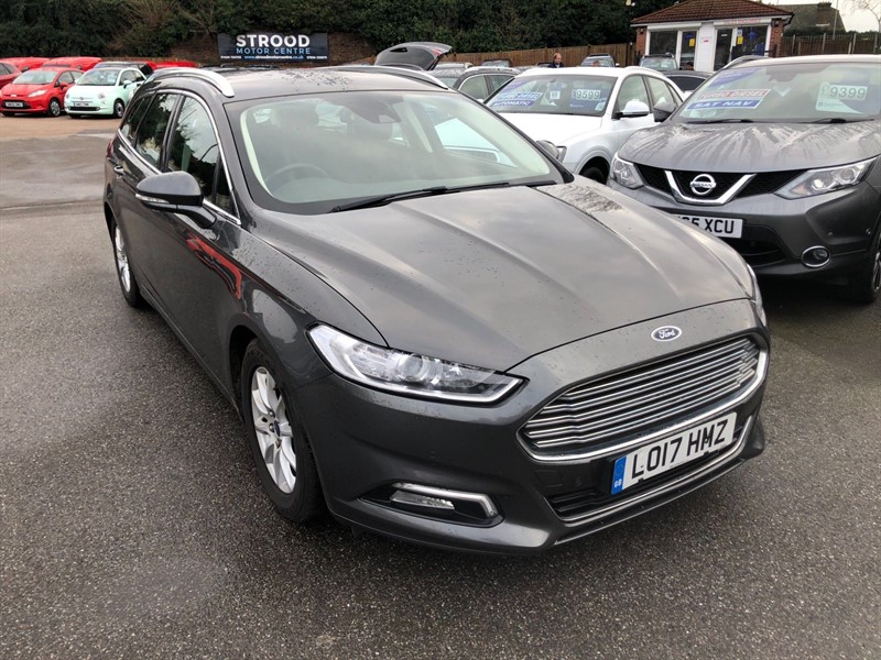 used Ford Mondeo ECOnetic Titanium (s/s) in rochester-kent