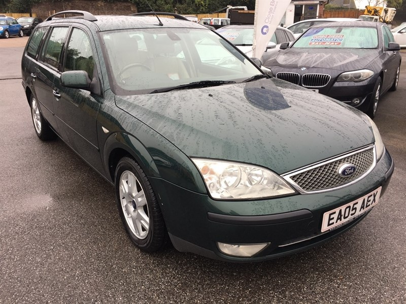 used Ford Mondeo TDCi Ghia X 5dr in rochester-kent