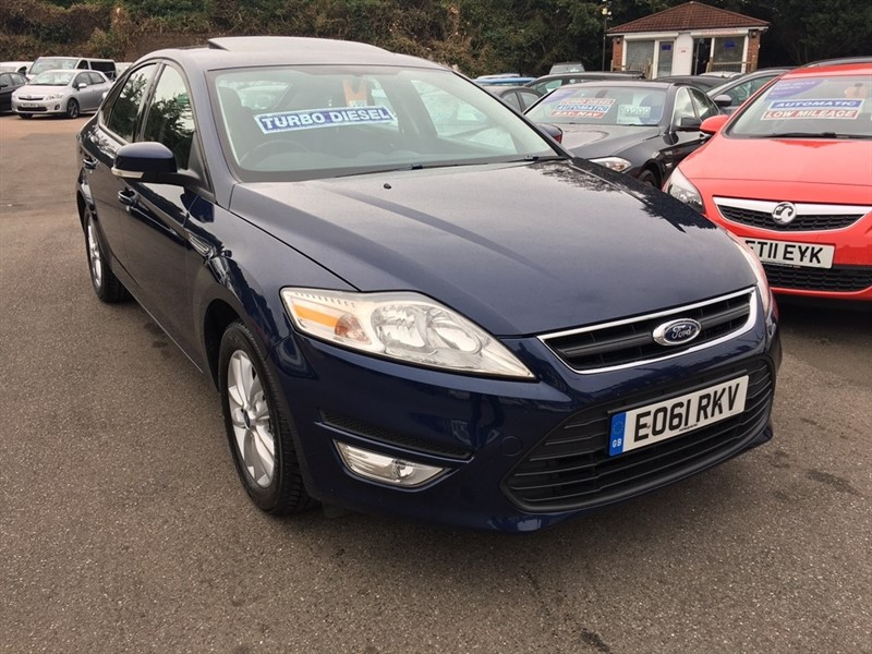 used Ford Mondeo TDCi Zetec 5dr in rochester-kent