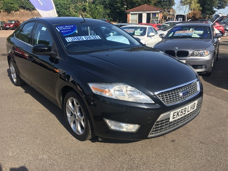 used Ford Mondeo TDCi Titanium 5dr in rochester-kent