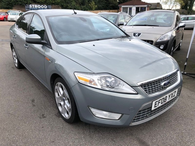 used Ford Mondeo TDCi Titanium X 5dr in rochester-kent