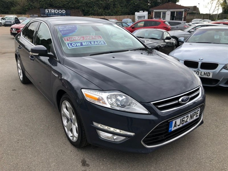used Ford Mondeo Titanium X in rochester-kent