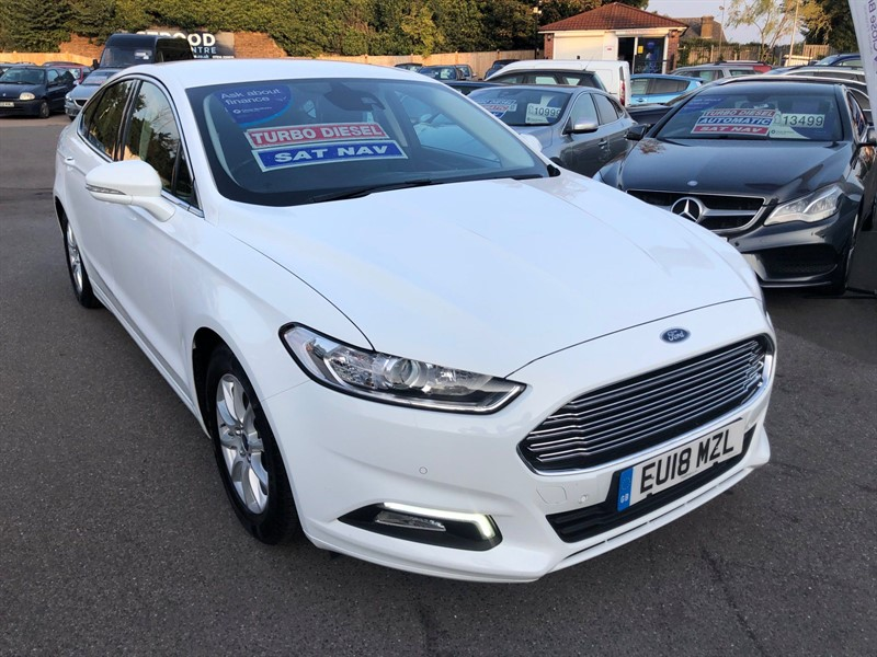 used Ford Mondeo ECOnetic Zetec (s/s) in rochester-kent