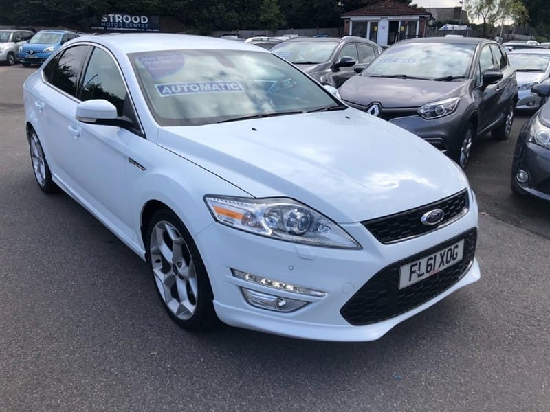 used Ford Mondeo EcoBoost Titanium X Sport Powershift in rochester-kent