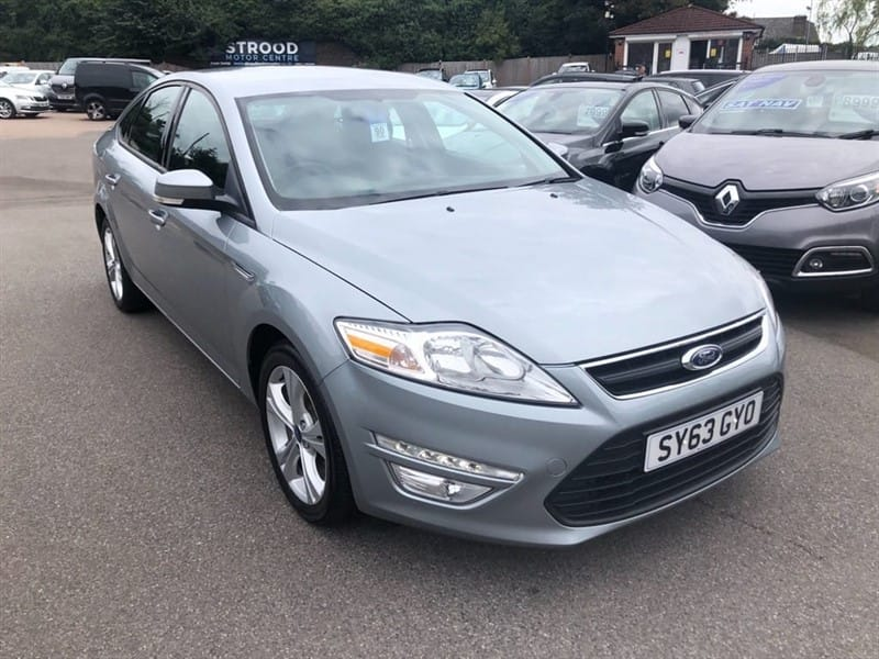 used Ford Mondeo T EcoBoost Graphite (s/s) in rochester-kent
