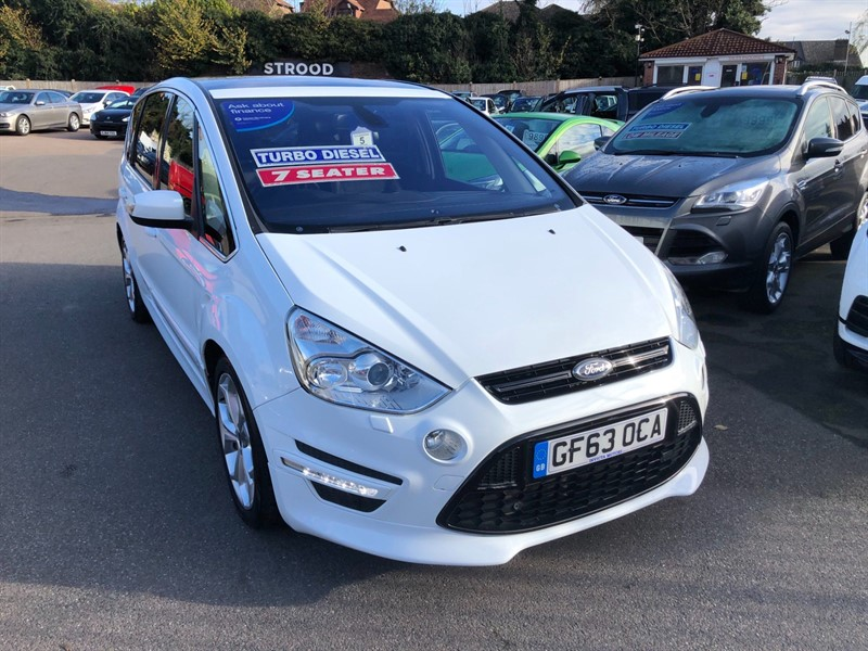 used Ford S-Max Titanium X Sport in rochester-kent