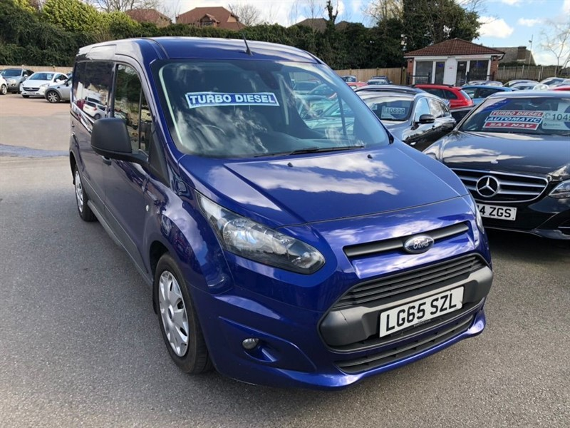 used Ford Transit Connect 230 Trend Crewcab L2 (5 Seat) in rochester-kent