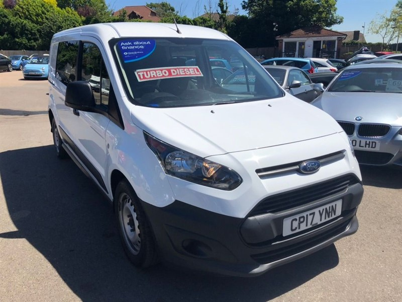 used Ford Transit Connect 230 DCiV L2 (5 Seat) in rochester-kent