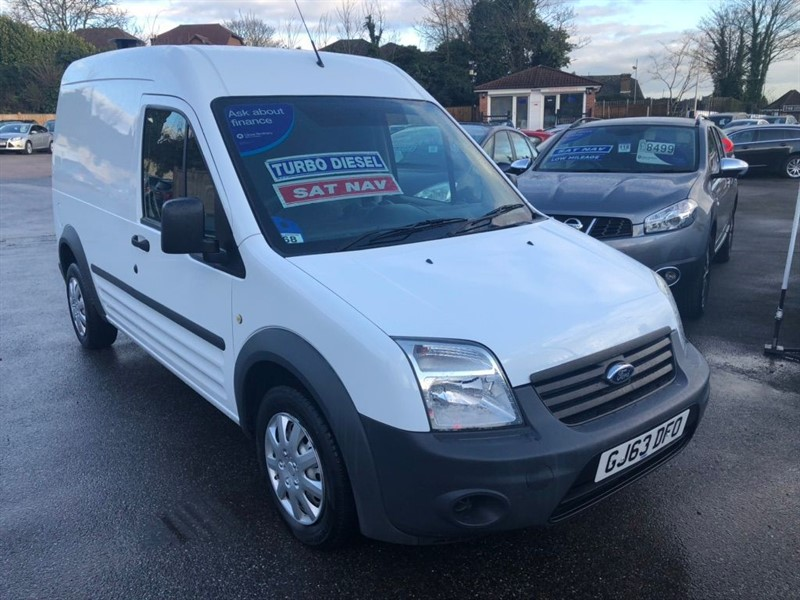 used Ford Transit Connect T230 High Roof LWB DPF in rochester-kent