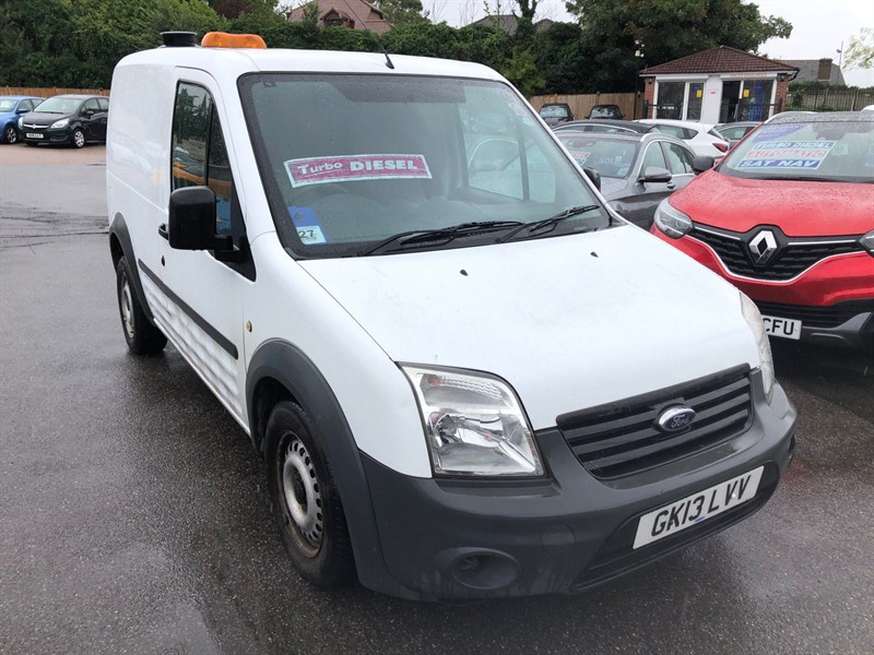 used Ford Transit Connect T220 Panel Van SWB DPF in rochester-kent