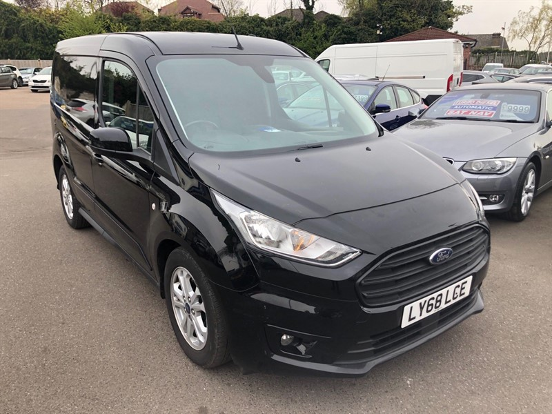 used Ford Transit Connect 200 EcoBlue Limited L1 EU6 (s/s) in rochester-kent