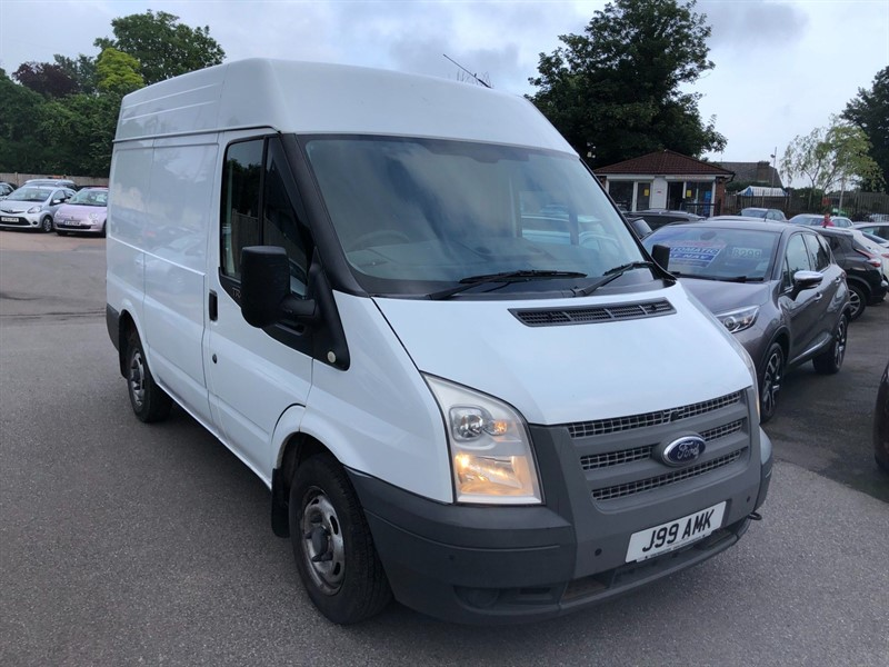 used Ford Transit 280 Low Roof Panel Van S (EU5, SWB) in rochester-kent