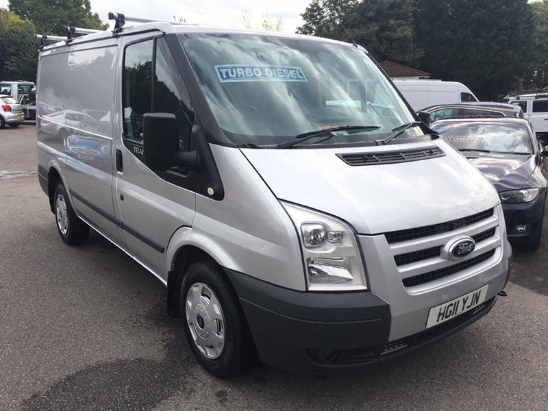 used Ford Transit TDCi 260 S Trend Low Roof Panel Van 5dr (SWB) in rochester-kent