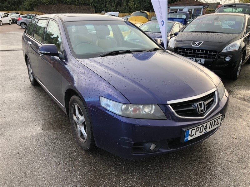 used Honda Accord i-CDTi Executive Tourer 5dr in rochester-kent