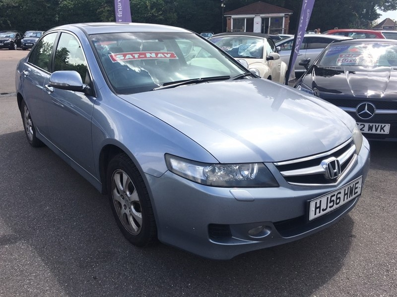 used Honda Accord i VTEC EX 4dr in rochester-kent