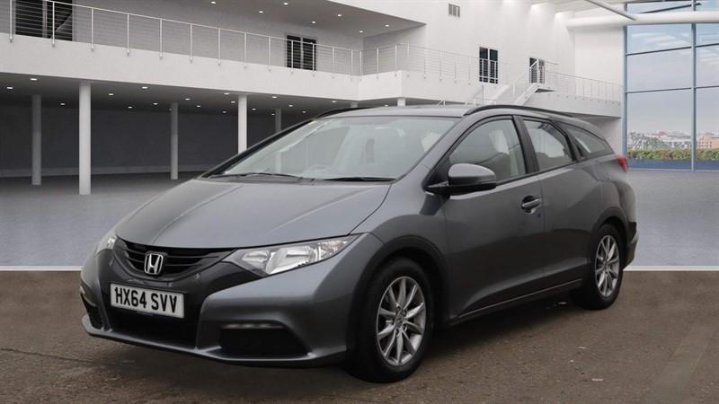 used Honda Civic S Tourer Auto (DAB/Premium Audio/Bluetooth) in rochester-kent