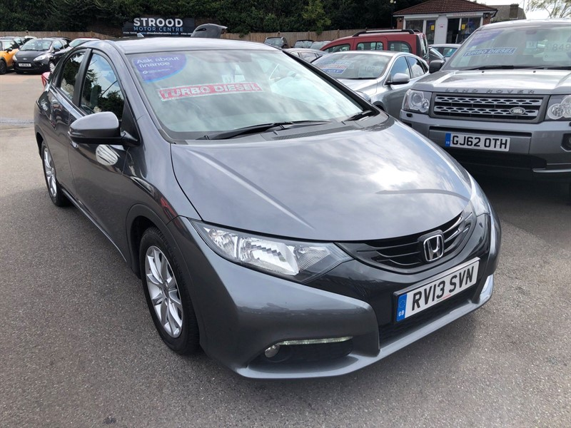 used Honda Civic ES in rochester-kent