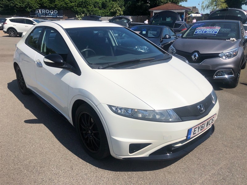 used Honda Civic Ti in rochester-kent