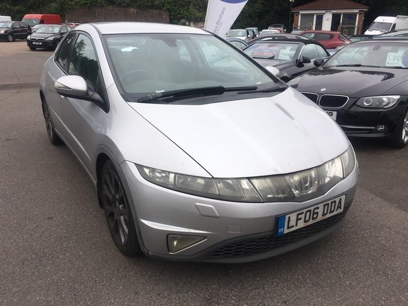 used Honda Civic i-VTEC EX 5dr in rochester-kent