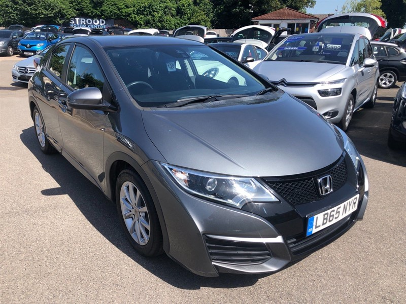 used Honda Civic S (s/s) in rochester-kent