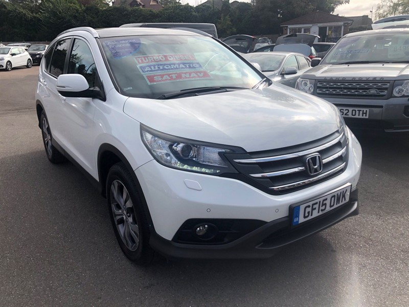 used Honda CR-V EX 4x4 in rochester-kent