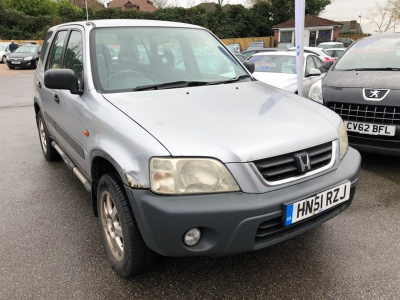 used Honda CR-V LS 5dr (a/c) in rochester-kent