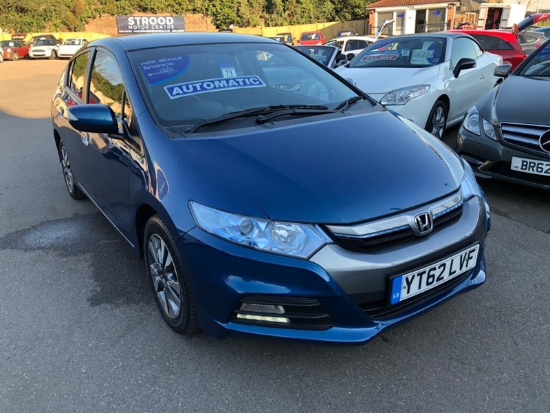 used Honda Insight 1.3 HE CVT 5dr in rochester-kent