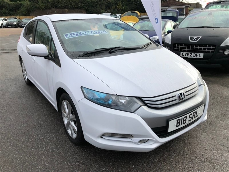 used Honda Insight 1.3 ES CVT 5dr in rochester-kent