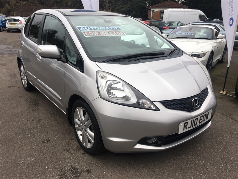 used Honda Jazz EX-T 5dr in rochester-kent