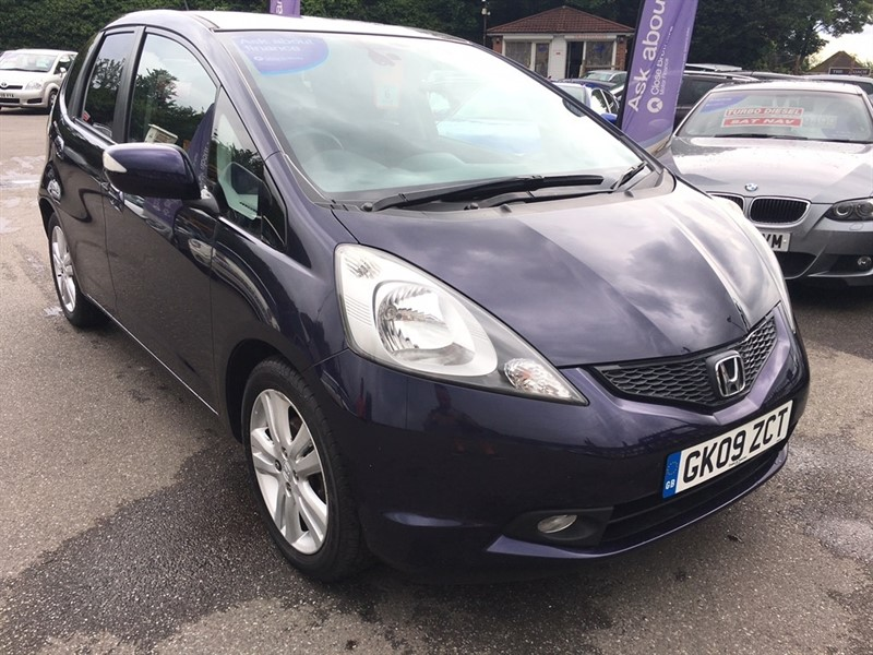used Honda Jazz EX 5dr in rochester-kent