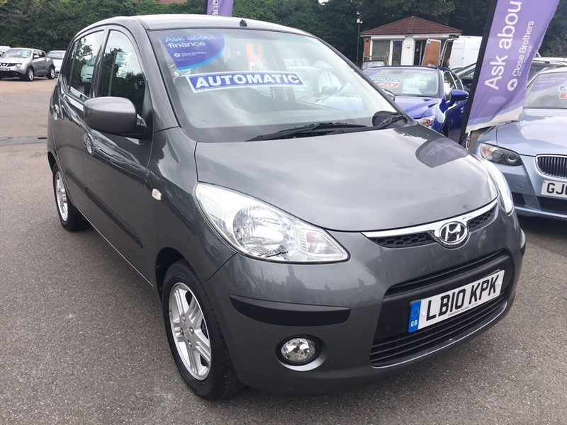 used Hyundai i10 1.2 Comfort 5dr in rochester-kent