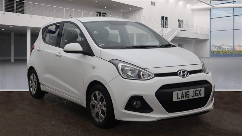 used Hyundai i10 Blue Drive SE in rochester-kent