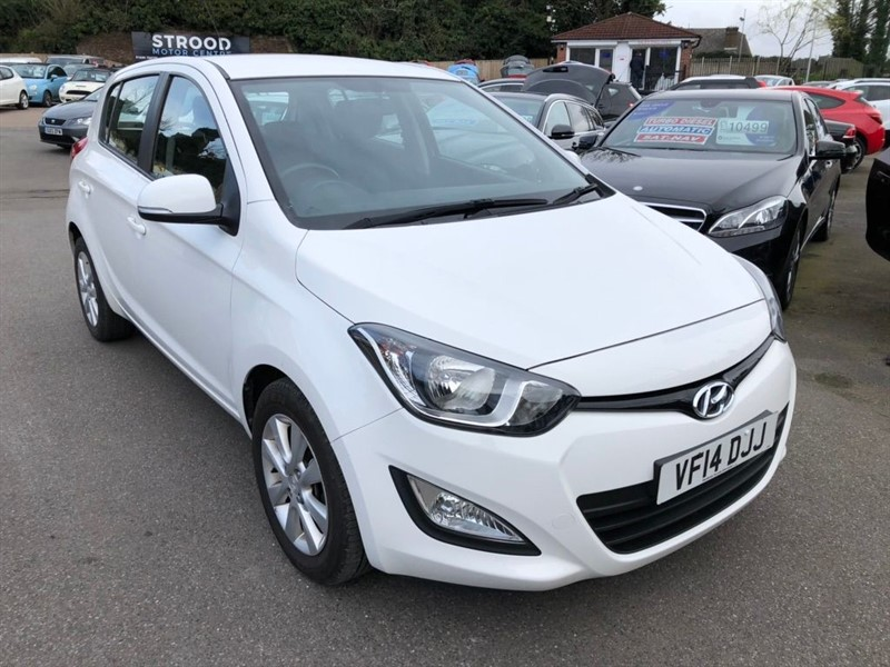 used Hyundai i20 1.2 Active in rochester-kent