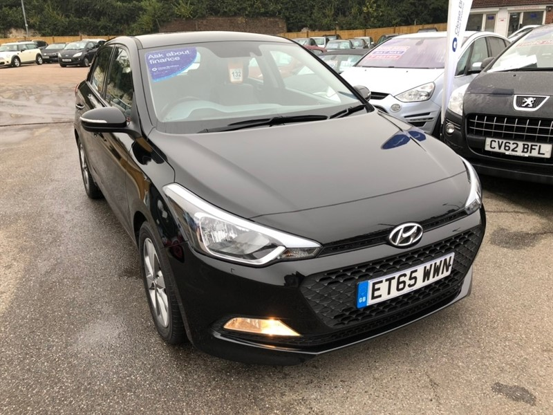 used Hyundai i20 1.2 Blue Drive SE 5dr in rochester-kent